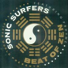 "7"" Sonic Surfers feat. phryme/Beat of Zen (NL) euro House"
