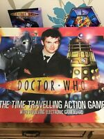 Toy Brokers Doctor Who The Time Travelling Action Game - David Tennant Great Fun