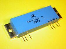 Motorola MHW709-3 UHF FM 7.5W RF Amplifier Module 470MHz .. 512MHz