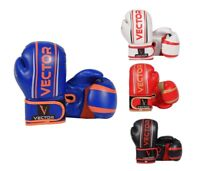 NEW Kids Boxing Kickboxing Children MMA Sparring Gear Junior Bag Training Gloves