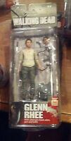 WALKING DEAD TV GLENN ACTION FIGURE MCFARLANE
