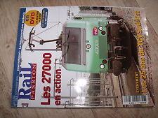$$ Rail Passion N°107 BB 27000 25 ans TGV sud-est Liaison nord-sud Berlin