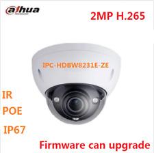 Dahua 2MP WDR IR POE Dome Network Camera H.265 IPC-HDBW8231E-ZE IP67 IK10 (OEM)