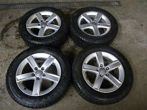 4 Alufelgen Audi A4 8K0071496 8B 7x16 ET46_HKW18
