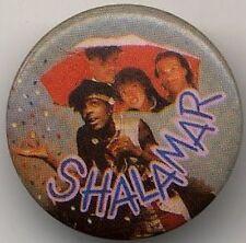 Shalamar Badge Button #1ADVEST