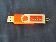 Economista de la marca 1gb unidad flash USB Stick Clave-Rojo