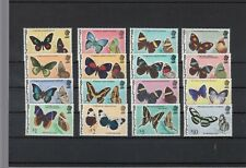 BELIZE, 1974 Schmetterlinge 330-45 **, (28063)
