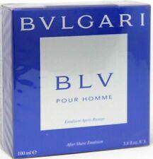 BLV Pour Homme BVLGARI BULGARI 100 ml After Shave Emulsion
