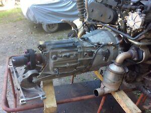 Jaguar S type 6 speed manual gearbox