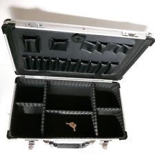 Aluminium Security Utensils Hard Case Chef Knife Case Tool box Hobbies Crafts