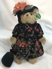 "Bearington Bears IVANA CRUMPET 14"" Collector Teddy Bear NWT"