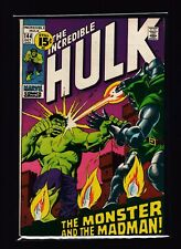 Incredible Hulk #144 (VF/NM) - Doctor Doom appearance - Fantastic Four