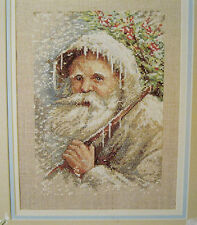 GRANDFATHER FROST by CRYSTAL HASTINGS for LEISURE ARTS ~ BEAUTIFUL DESIGN!