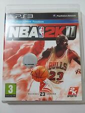 NBA 2K11 - Jeu PS3