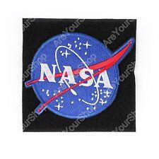 NASA Space Program Insignia Bordada Hook & Loop Patch