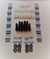 Kit complet  agrafes fixation pour 6 extensions 205 GTI