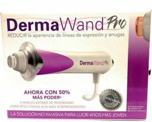 DermaWand PRO Newest Model - 50% Stronger Than The Original - NEW SEALED