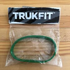 Trukfit Rare Wristband Lil Wayne Young Money Weezy Promo The Carter V GREEN YLW