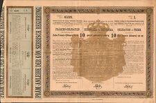 DECO => Emprunt du Gouvernement Royal de SERBIE (O)