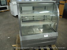 """Turbo Air Tcgb-36-2-Dr 36 1/2"""" Dry Curved Glass Ba 00004000 kery Display Show Case"""