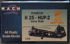 Mach 2 Models 1/72 PIASECKI H-25 HUP-2 ARMY MULE Helicopter