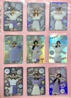 TWICE coaster LANE:1 TT hologram photocard complete 9 Set holo official