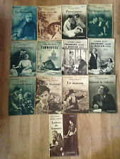 "Lot de 13 revues "" Select collection "" par Flammarion"