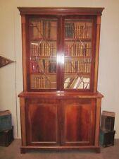 buffet de style anglais bibliothèque