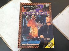 VINTAGE ORIGINAL THE OFFICIAL DRAGONHEART MOVIE ANNUAL 1996 COSTNER CONNERY