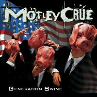 Mötley Crüe - Generation Swine - Enhanced 19 Tracks     - CD NEU