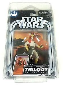 Cloud Car Pilot Star Wars Hasbro Original Trilogy 2004 Sealed OTC #19