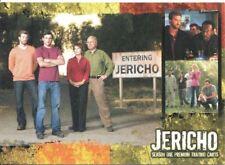 Jericho Season 1 Promo Card J1-P2  BY INKWORKS