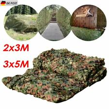2x3M 3x5M Camouflage Jagd Tarnnetz Armee Army Tarnung Camo Hunter Army Military