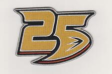 Anaheim Ducks 25th Anniversary Jersey Patch 2018