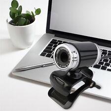 USB 50MP HD Webcam Web Cam Camera for Computer PC Laptop Desktop JWM