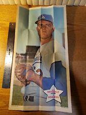 1968 TOPPS Baseball Poster, Don Drysdale No. 7