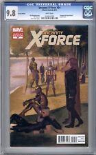 Uncanny X-Force #24 - CGC Graded (9.8 NM/M) 2012 - Variant