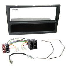 Opel Vivaro 01-10 1-DIN Autoradio Einbauset Adapter Kabel Radioblende