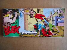 Il GRANDE BLEK Serie VI n°15 ed. Dardo - RISTAMPA ANASTATICA [G267-1]