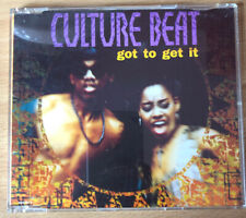 Culture Beat - Got To Get It - 5 Track CD Single (1993)