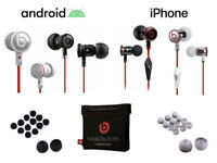 Beats iBeats urBeats for Samsung iPhone Headphones Earbuds Earphones Ear pods