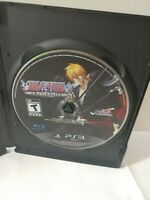 Bleach Soul Resurreccion (PS3 Playstation 3, 2011) Disc Only.