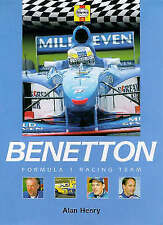 Very Good, Benetton Formula 1 Racing Team (Formula 1 Teams), Tremayne, David, Bo