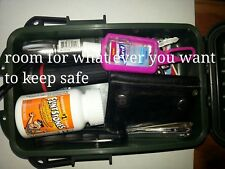 magnetic stash box safe SIZE Large hidden Safe Car safe House Safe