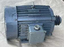 Ac Motor 10 Hp 3 Phase 220440v Ac Induction Motor No Tag