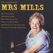 Mrs. Mills : The Very Best Of CD (2003) ***NEW***