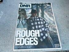 APRIL 8 1991 DNR mens fashion magazine