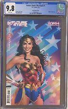 Future State: The Flash #1 Wonder Woman 1984 Variant CGC 9.8