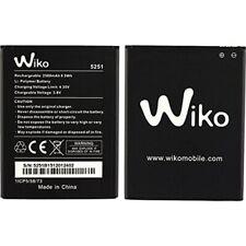 WIKO Batteria originale BT5251 per PULP 3G 4G ROBBY 2500mAh Pila Litio Nuova