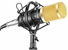 Neewer NW-800 professional studio broadcasting et enregistrement microphone set + +